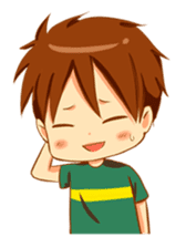 Yuuta's Life sticker #1225945