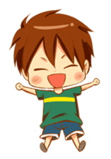 Yuuta's Life sticker #1225946