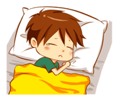 Yuuta's Life sticker #1225952