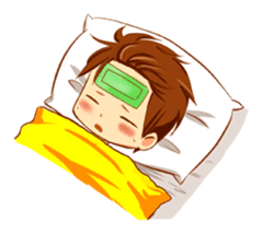 Yuuta's Life sticker #1225953