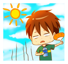 Yuuta's Life sticker #1225954