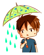 Yuuta's Life sticker #1225955