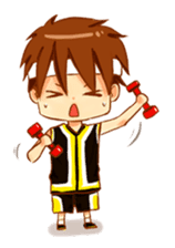 Yuuta's Life sticker #1225959