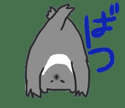 animal sticker sticker #1229901