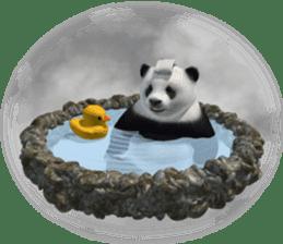 The Master Panda sticker #1230563
