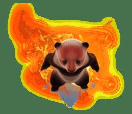 The Master Panda sticker #1230564