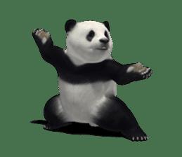 The Master Panda sticker #1230565