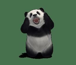 The Master Panda sticker #1230566
