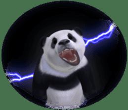 The Master Panda sticker #1230567