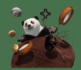 The Master Panda sticker #1230570
