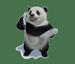 The Master Panda sticker #1230574