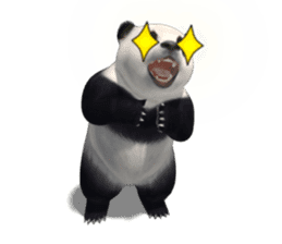 The Master Panda sticker #1230577