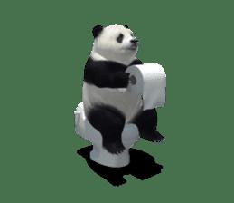 The Master Panda sticker #1230578