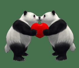The Master Panda sticker #1230579