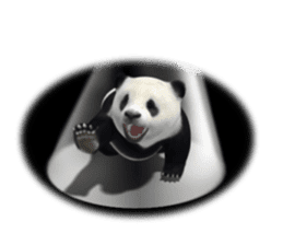 The Master Panda sticker #1230583