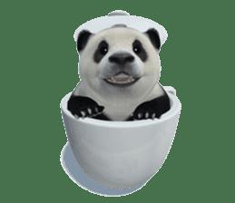 The Master Panda sticker #1230585