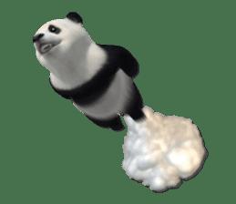 The Master Panda sticker #1230586