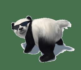 The Master Panda sticker #1230587