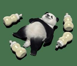 The Master Panda sticker #1230588