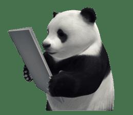 The Master Panda sticker #1230589