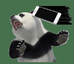 The Master Panda sticker #1230591