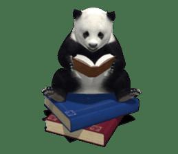 The Master Panda sticker #1230592