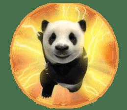 The Master Panda sticker #1230598