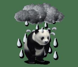 The Master Panda sticker #1230599