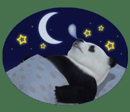 The Master Panda sticker #1230601