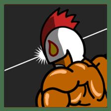 CHICKEN MAN ! sticker #1230639