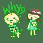 Kendama and Children sticker #1231132