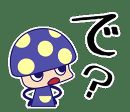 Poisonous Mushrooms sticker #1231164