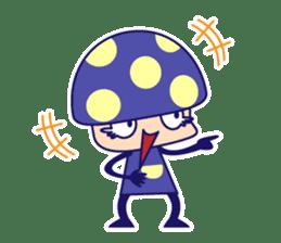 Poisonous Mushrooms sticker #1231165