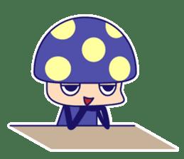 Poisonous Mushrooms sticker #1231169