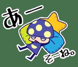 Poisonous Mushrooms sticker #1231171
