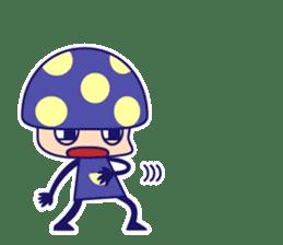 Poisonous Mushrooms sticker #1231173