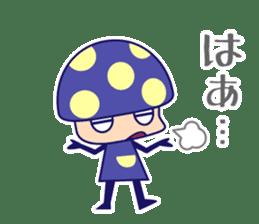 Poisonous Mushrooms sticker #1231174