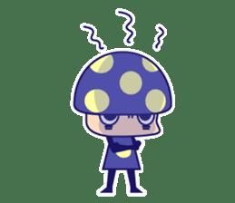 Poisonous Mushrooms sticker #1231184