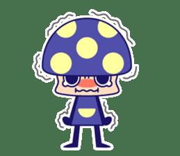 Poisonous Mushrooms sticker #1231186