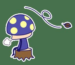 Poisonous Mushrooms sticker #1231187