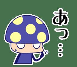 Poisonous Mushrooms sticker #1231189