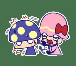Poisonous Mushrooms sticker #1231201