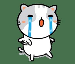 Natty Cat sticker #1231404
