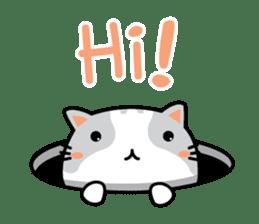 Natty Cat sticker #1231407