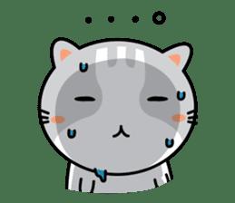 Natty Cat sticker #1231410