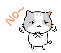 Natty Cat sticker #1231413