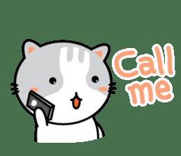 Natty Cat sticker #1231414