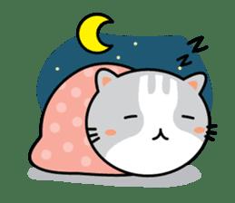 Natty Cat sticker #1231415