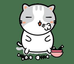Natty Cat sticker #1231417