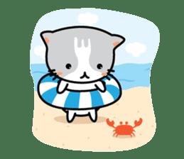 Natty Cat sticker #1231420